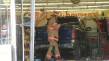 Truck Plows Into Family Dollar On East Cook Street