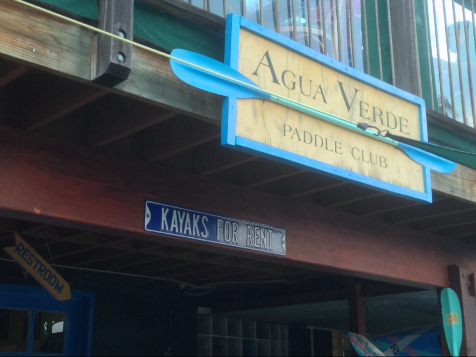 Californians almost feel at home when they go to Agua Verde café. (Image: Frank Guanco / Seattle Refined)