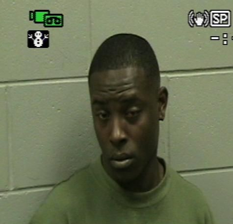 25-year-old Cordelro Asberry was arrested for multiple drug related charges on Tuesday. / Terrell County Jail
