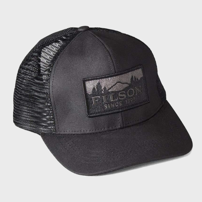 "FILSON LOGGER MESH CAP BLACK ($35.00) After a successful opening in Bellevue in the spring, Wayward recently opened their doors downtown on the corner of 2nd and Pine and we are huge fans of this clothing line, ya'll. It could not be more quintessential PNW/Seattle vibes. Wayward focuses on men's and women's apparel, bags and luggage, and a range of lifestyle accessories that ""cater to explorers and creatives of all sorts."" It's kind of like pieces for the outdoorsy type, who want to be a little bit more, dare I say, fashionable. These our some of our favorite pieces, but please don't forget to check out their website, www.waywardcollective.com. (Image courtesy of waywardcollective.com)"