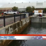 Update: Ferry dock installation underway at Pensacola Bay