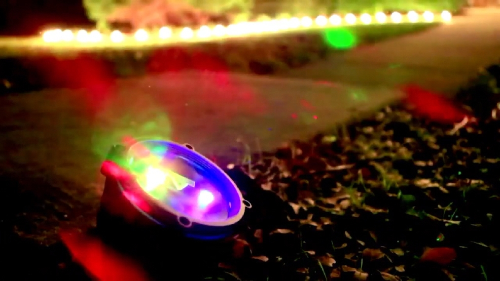 outdoor christmas laser lights could pose threat to ship captains boaters