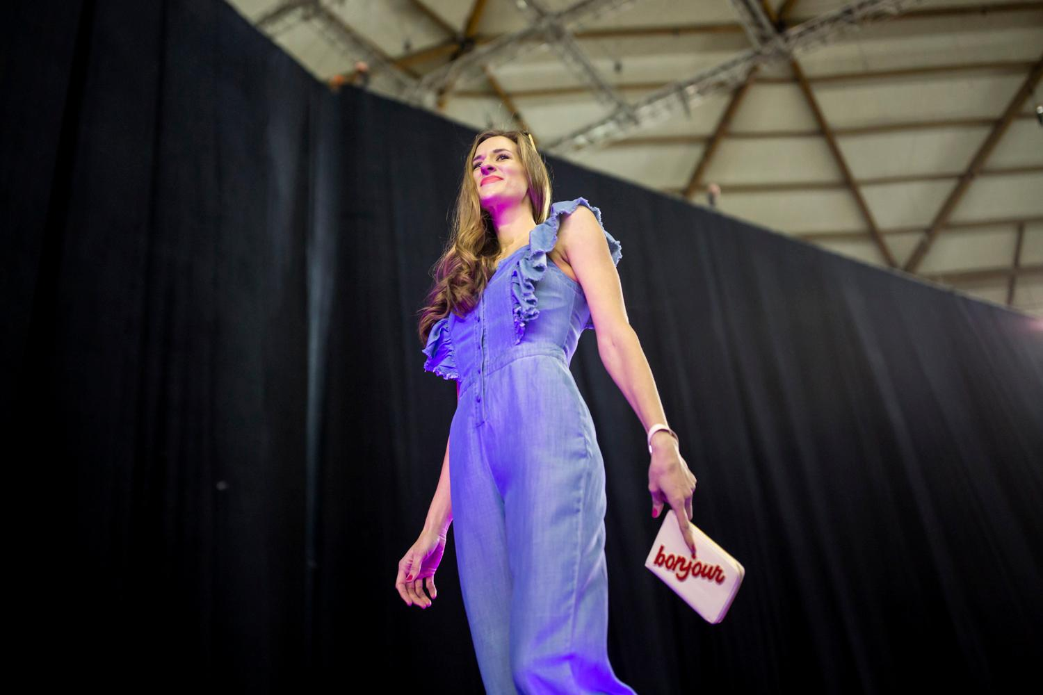 Day two of the So Northwest Women's Show carries on the awesome momentum from the day before with dancing firefighters, a fashion show, and a heartfelt reunion of the personalities from the tv show Northwest Afternoon. What a weekend!!! (Sy Bean / Seattle Refined)