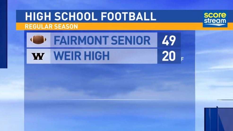 10.6.17: Fairmont Senior at Weir High