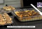 Delicious Dean's Sausage Breakfast Casserole with Grits