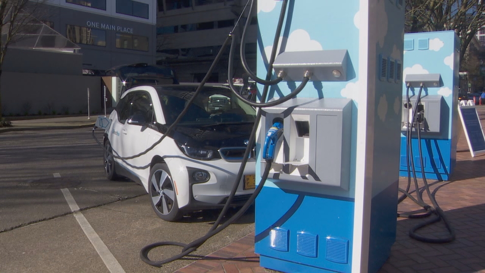 Report Portland Will Need More Charging Stations For Growing Number Of Electric Cars