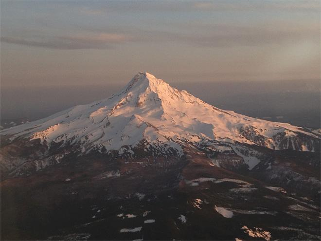 Best view ever of Mt. Hood! (Photo courtesy YouNews contributor: susancrist)