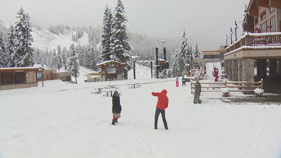 NOAA's Northwest Winter Forecast looks good for snow lovers