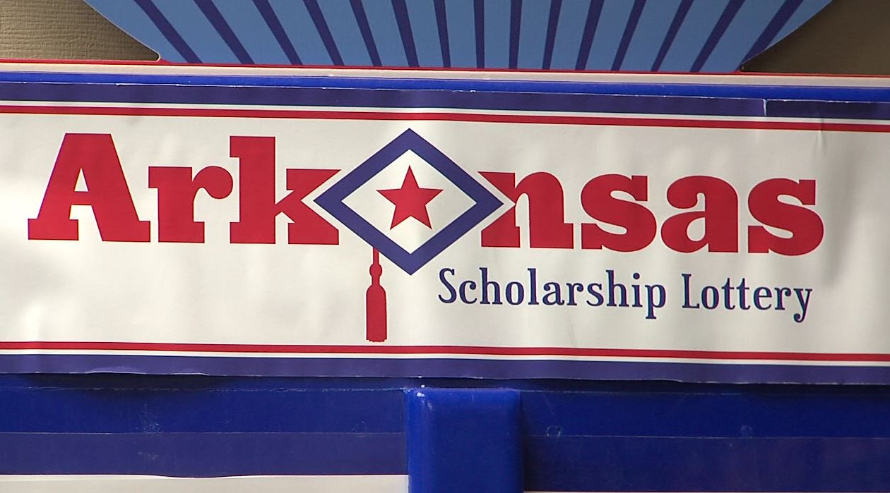 Each lottery ticket purchased helps fund scholarships for Arkansas students. (Photo KATV)
