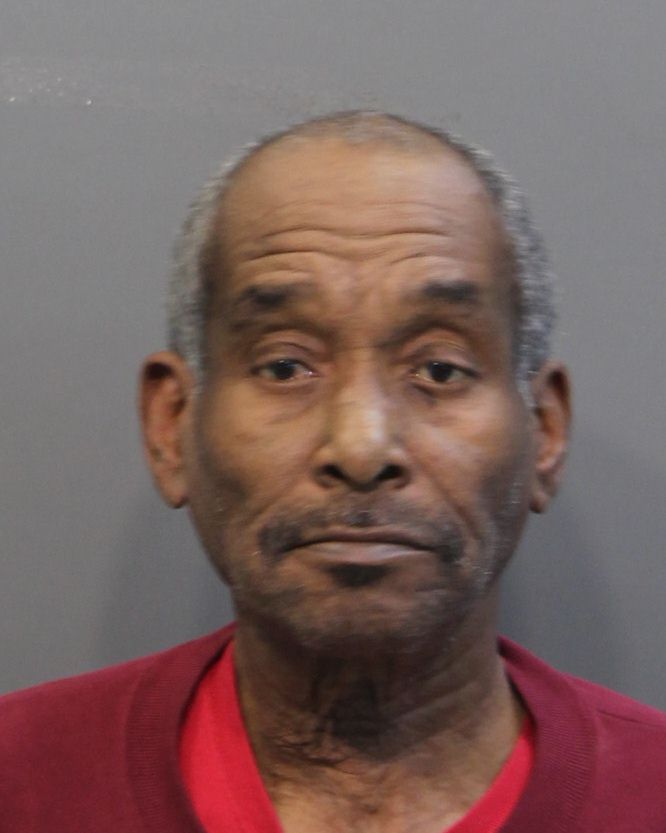 Jessie Hines, born 4/28/1954. Charged with Marijuana resale, paraphernalia. Arrested at 2110 Foust Street (Photo: HCSO).