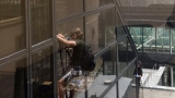 Police grab man climbing Trump Tower in New York City