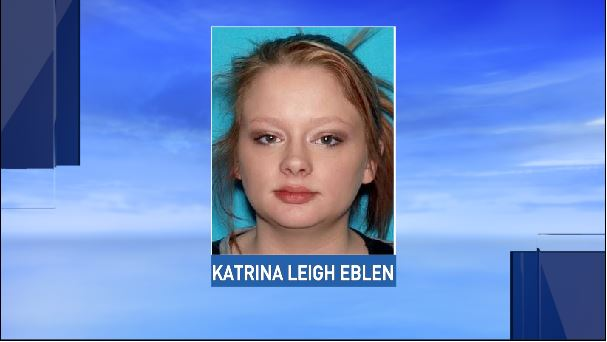 Katrina Leigh Eblen (Siskiyou County Sheriff's Office)<p></p>