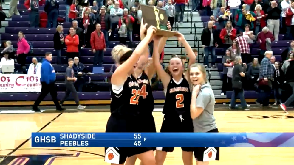 3.9.19 Highlights - Shadyside girls punch ticket to fourth Final Four in school history