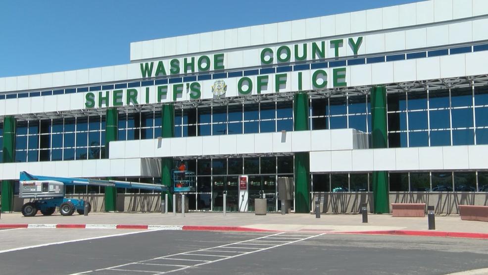 Reno County Jail Nevada