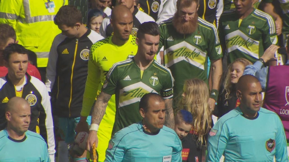 Timbers vs. Columbus Crew