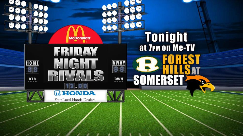 Friday Night Rivals: Forest Hills at Somerset
