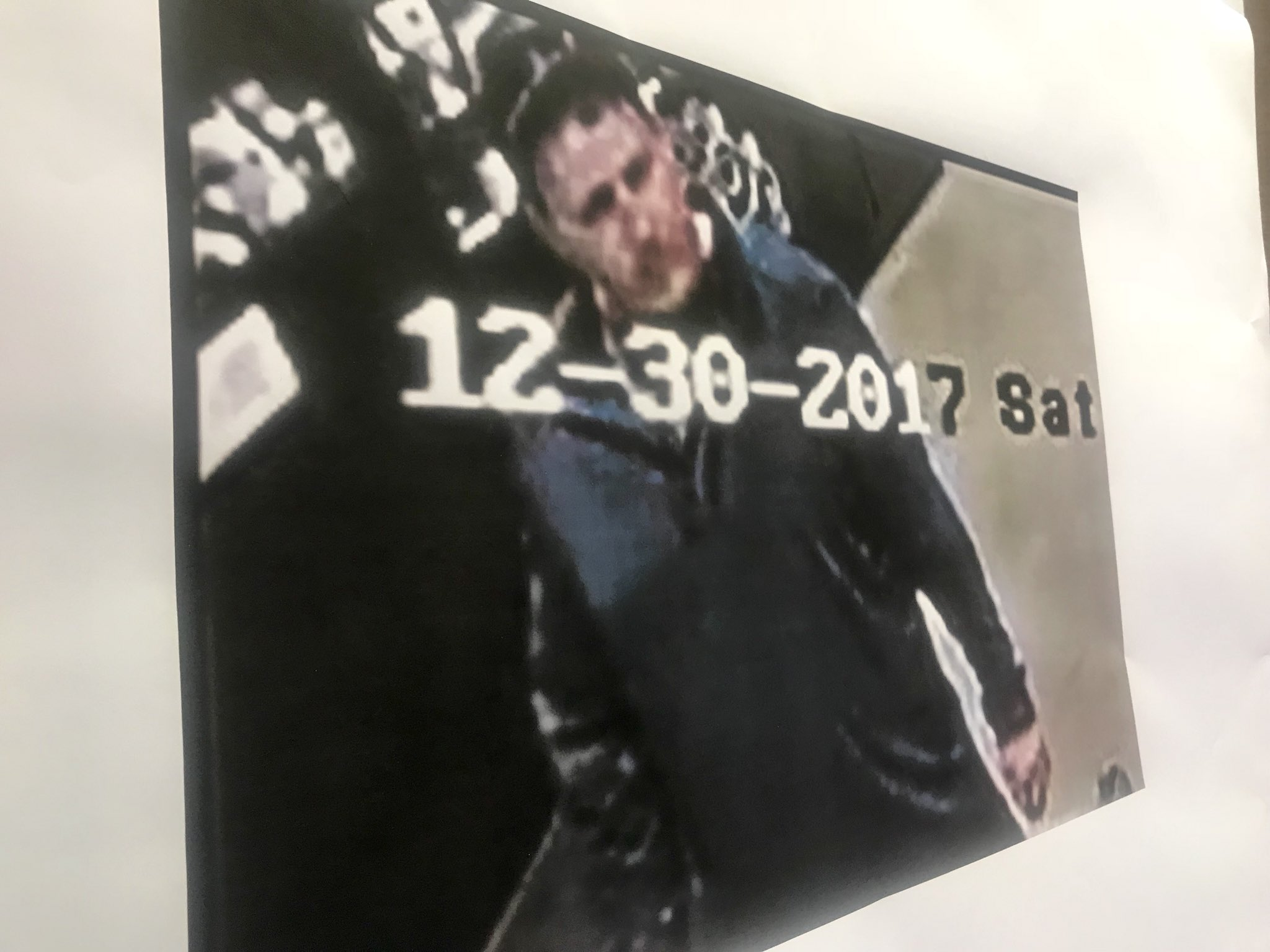 Round Rock Police say the man believed to be with two missing Round Rock girls whose mother was found dead over the weekend has been spotted in surveillance video in a southern Colorado town. (Image courtesy: Round Rock Police Department)