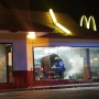 Driver in McDonald's Crash Arrested