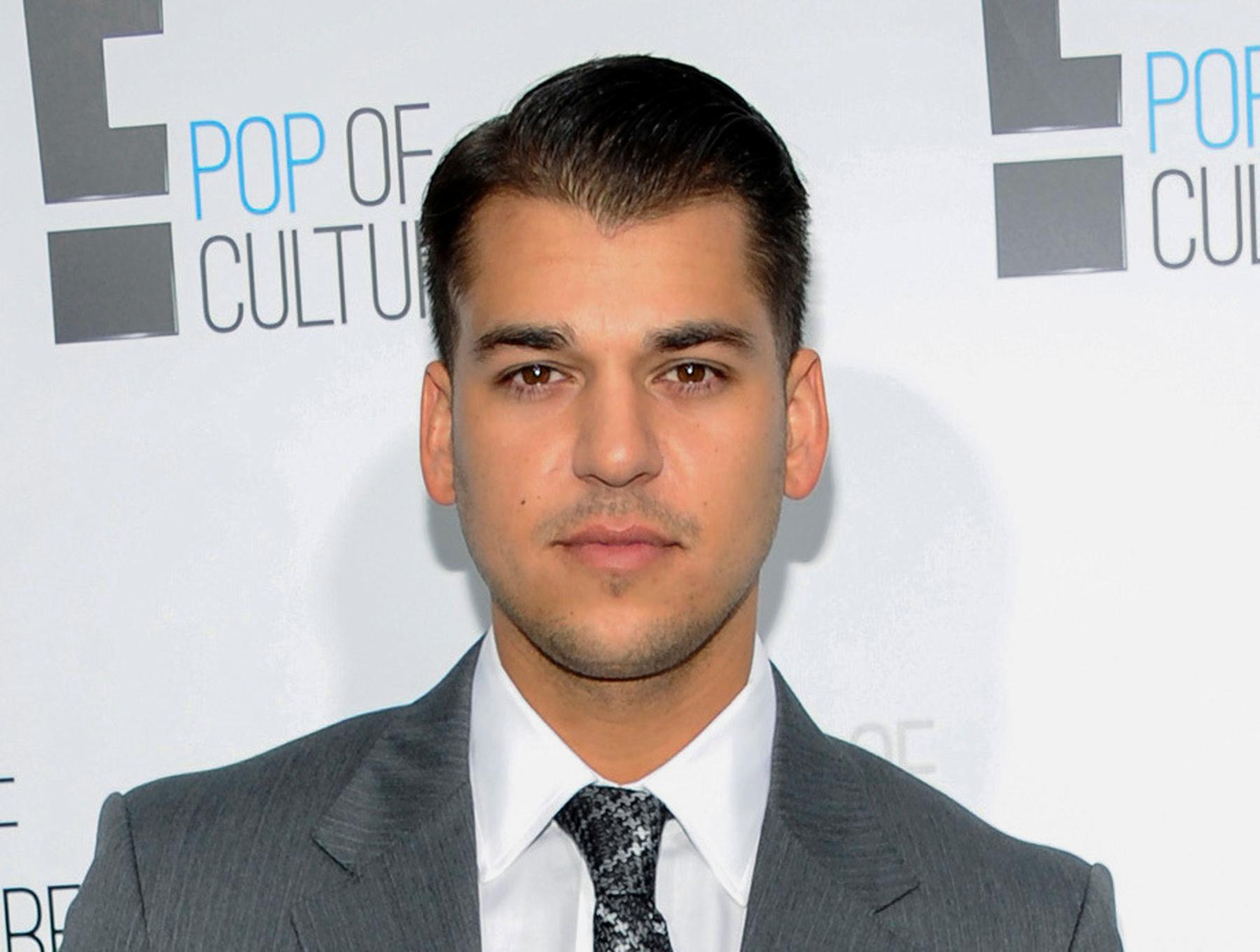 "FILE - In this April 30, 2012 file photo, Rob Kardashian from the show ""Keeping Up With The Kardashians"" attends an E! Network upfront event in New York. Kardashian said Instagram shut down his page on Wednesday, July 5, 2017, following his flurry of posts attacking his former fiancee Blac Chyna. (AP Photo/Evan Agostini, File)"
