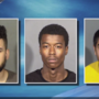Three involved in wild chase and shootout in Las Vegas indicted