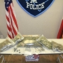 Port Arthur PD: Six pounds of marijuana recovered from search