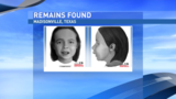 Facial reconstruction composite of child whose remains were found released