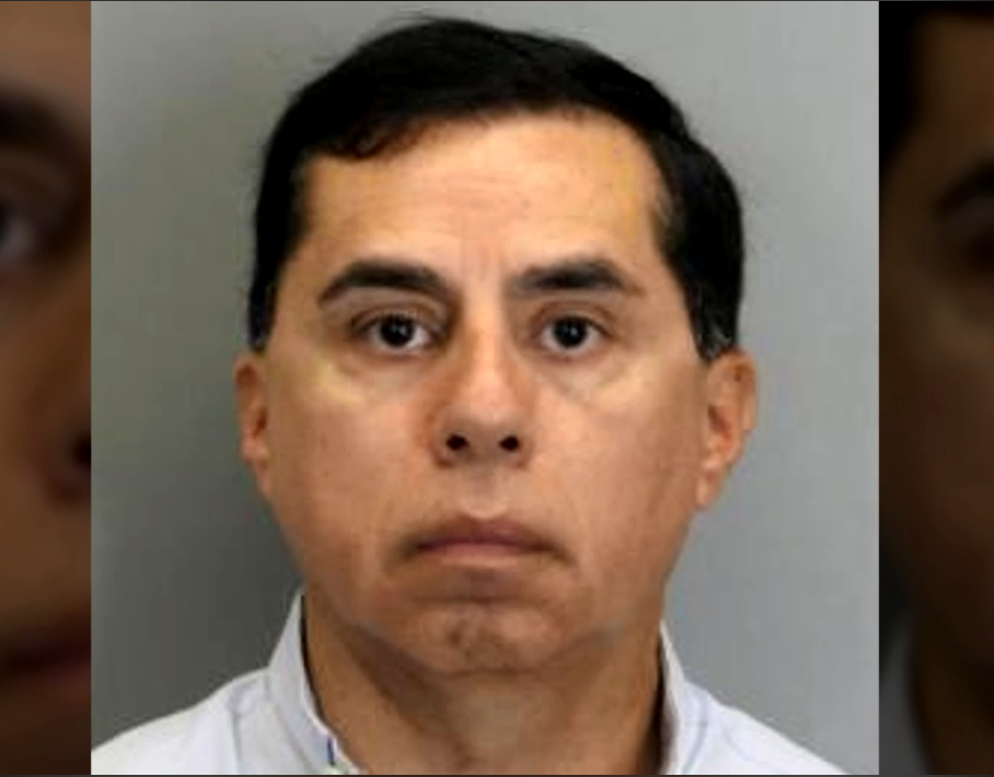 54-year-old Fabio Saurez Valderrama was an unlicensed doctor accused of inappropriately touching a man, who was a patient. Police charged Saurez Valderrama with sexual battery on Aug. 20, 2016. (Photo courtesy of Fairfax County Police)