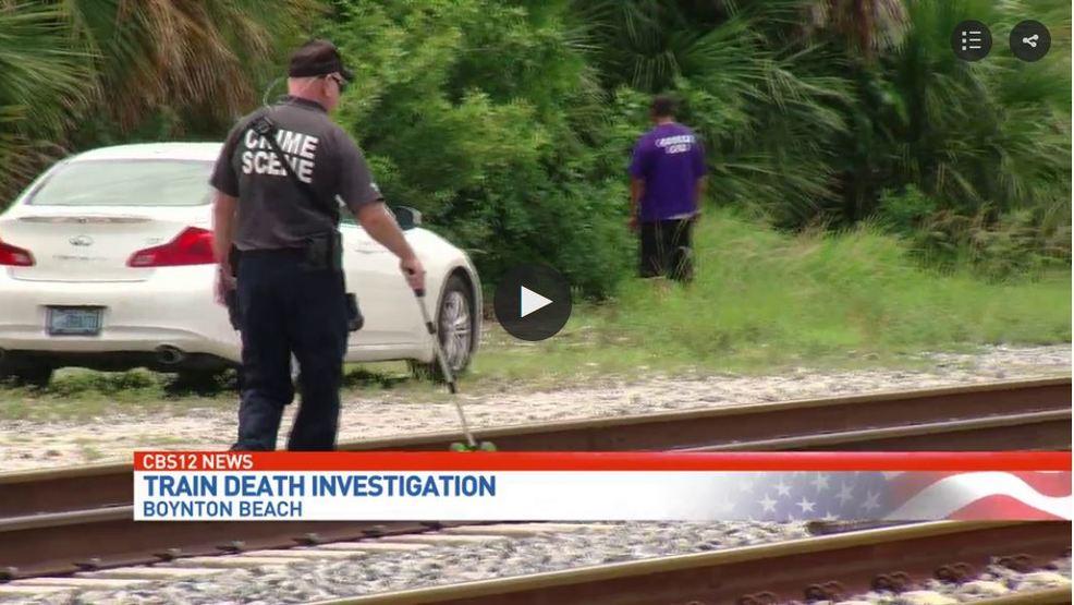 Police ID man hit by train in Boynton Beach | WTVX