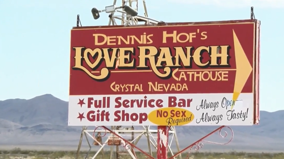 Dennis Hofs Love Ranch Brothel Shuts Down After County Suspends License Ksnv
