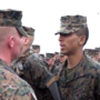 The final journey from recruits to Marines