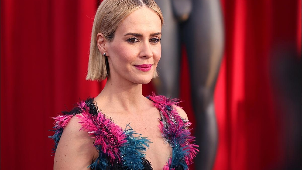 Sarah Paulson to play Geraldine Page in TV drama