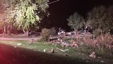 BREAKING: Crews respond to house explosion in Clark County