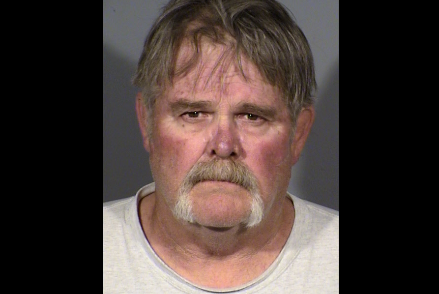 Jim Davis is the man police say might face murder charges after admitting he shot victim in road rage incident. 9/21/17 (LVMPD | KSNV)
