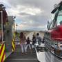Somber welcome home for Utah firefighters returning from California