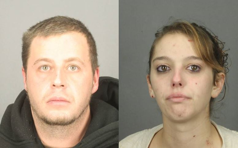 Michael Stagles and Erica Bell were both charged in the death of Brook Stagles (Photo: RPD)