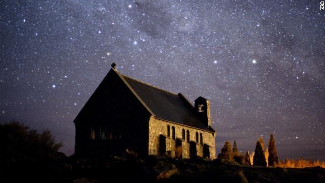 "A 1,600-square-mile area in New Zealand's South Island comprising Aoraki/Mt. Cook National Park and the Mackenzie Basin has just been designated the world's fourth International Dark Sky Reserve, making it ""one of the best stargazing sites on Earth"""