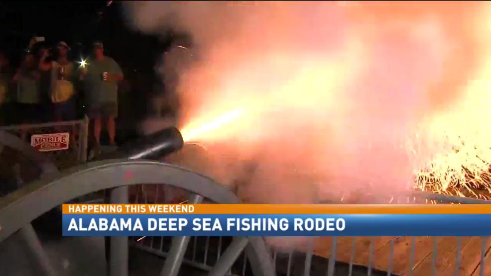 Alabama deep sea fishing rodeo wpmi for Deep sea fishing mobile al