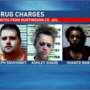 4 arrested in Huntingdon County drug bust