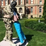 56 new statues across six Elkhart County communities celebrate everyday life