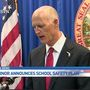 Scott: Armed officer in every Florida school; 21 and up to buy a gun