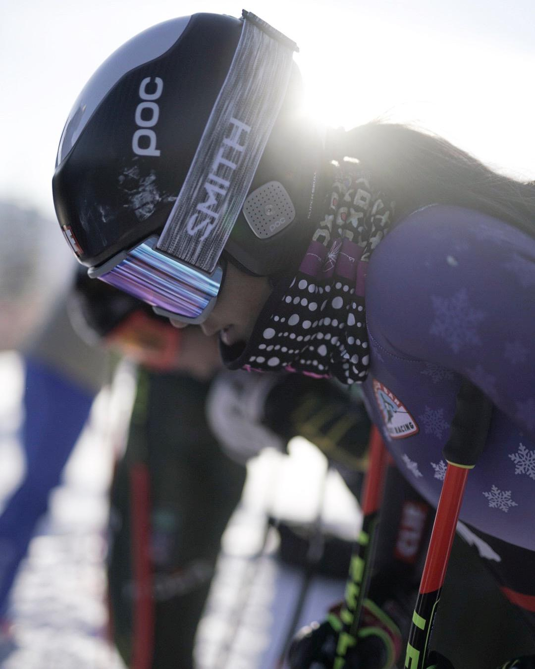 22-year-old Utah woman Isabella Wright headed to World Cup of Skiing in Canada. (Photo: Troy Tully)