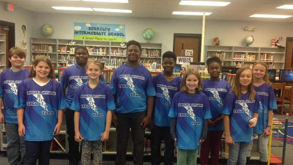 Lego Robotics Team From Berkeley Intermediate Qualifies For