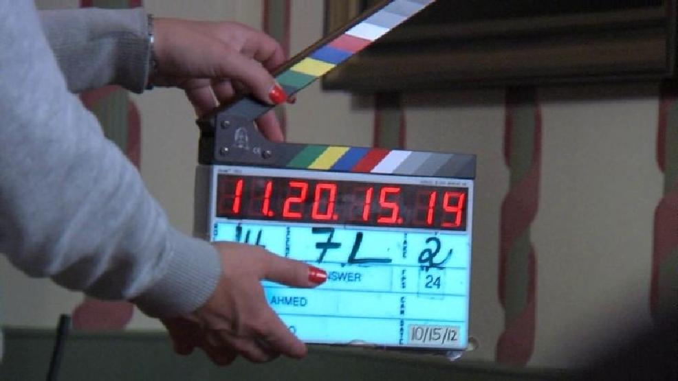 director shooting movie in hometown of danville wset