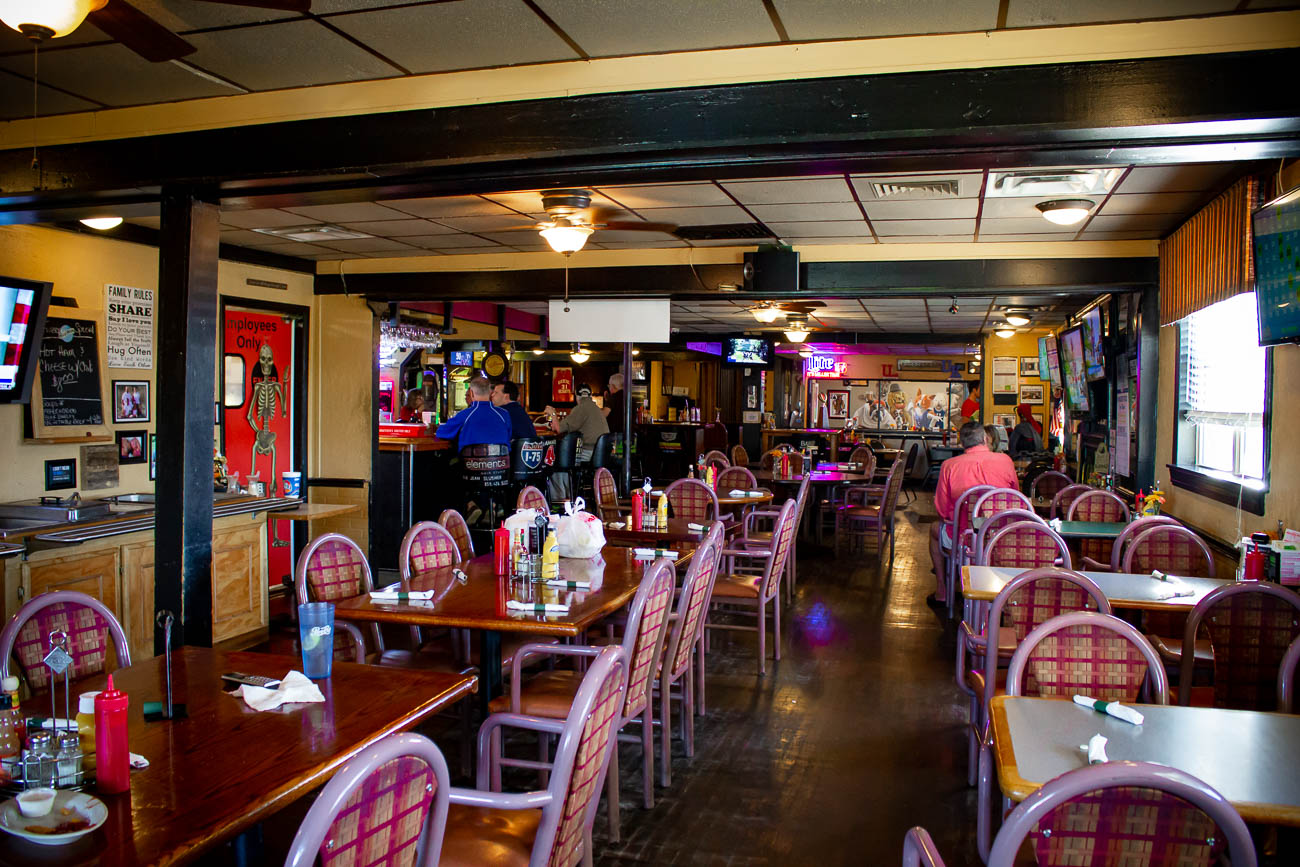PeeWee's Place isn't just a delicious burger and drink joint; it's a community gathering spot. PeeWee himself is such a loved, outgoing, and prominent character in Northern Kentucky, so it only makes sense that his restaurant is equally treasured. ADDRESS: 2325 Anderson Road (41017) / Image: Katie Robinson, Cincinnati Refined // Published: 10.15.18