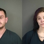 2 arrested in Canyonville after pursuit of stolen car, man jumps in river