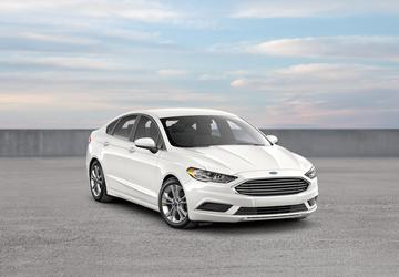 Ford cancels redesign of Fusion for North America [Report]