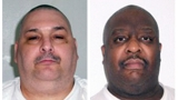 Arkansas executes 2 inmates on the same gurney, hours apart