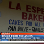 Rising from the ashes: Well-known San Benito bakery officially reopens after fire