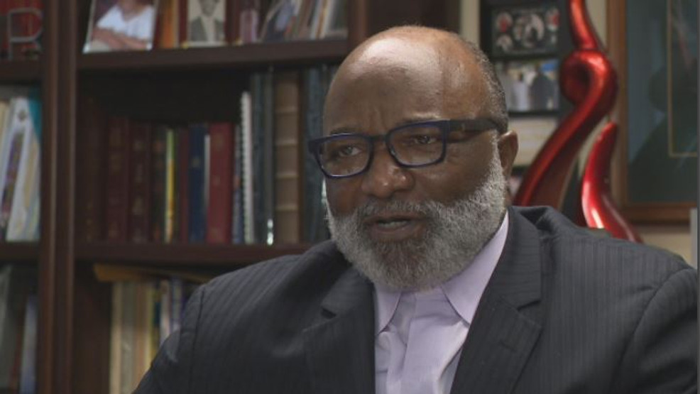 Local religious and civil rights leaders call for peace not violence
