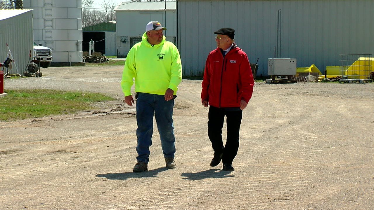 A pending trade war with China could impact Ohio's biggest cash crop and the people who grow it. (WKRC)